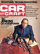 Car Craft Vol. 23 No. 1 Magazine