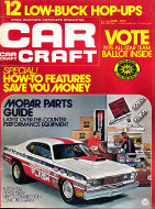 Car Craft Vol. 23 No. 4 Magazine