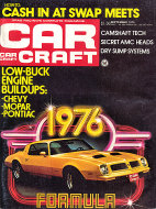 Car Craft Vol. 23 No. 9 Magazine