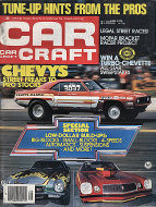 Car Craft Vol. 24 No. 6 Magazine