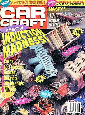 Car Craft Vol. 38 No. 9 Magazine