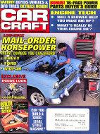 Car Craft Vol. 43 No. 11 Magazine