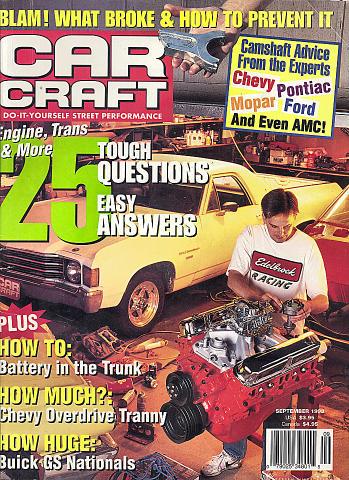 Car Craft Vol. 46 No. 9 Magazine