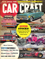 Car Craft Vol. 9 No. 2 Magazine
