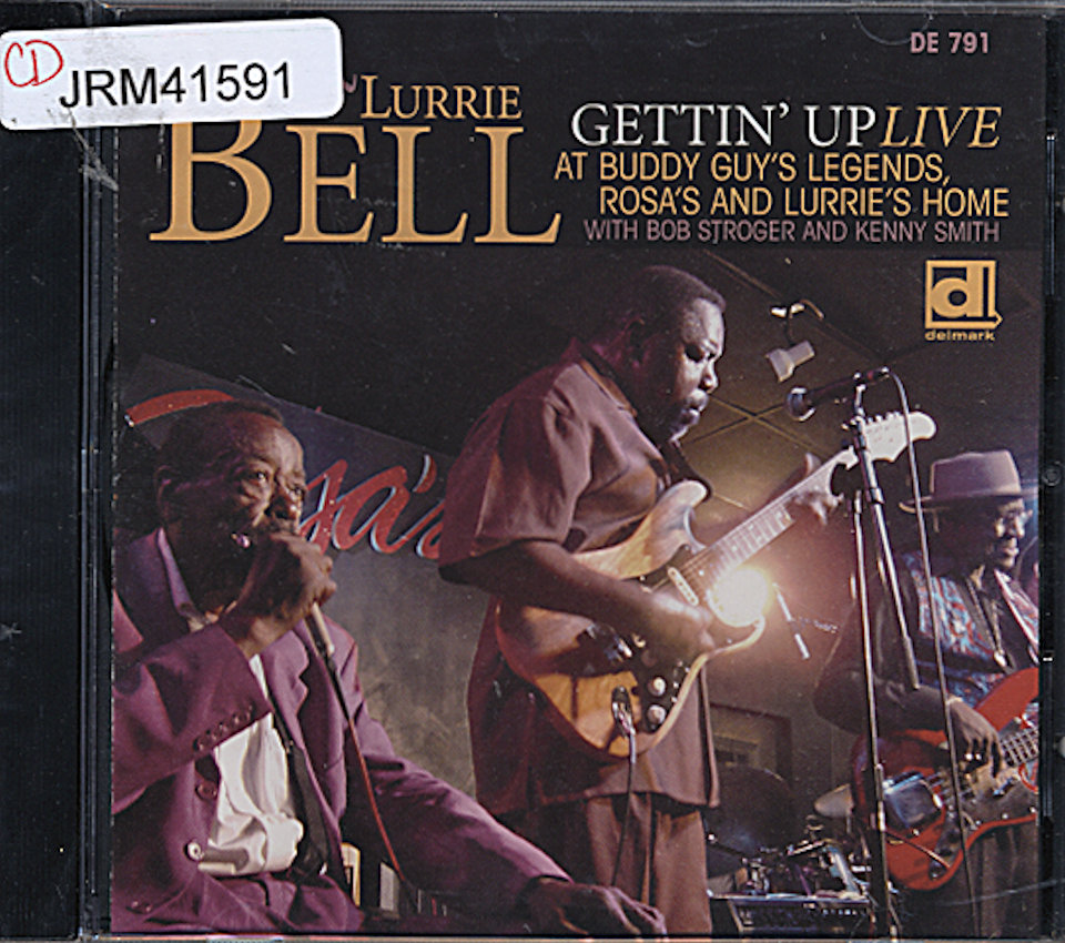 Carey & Lurrie Bell CD