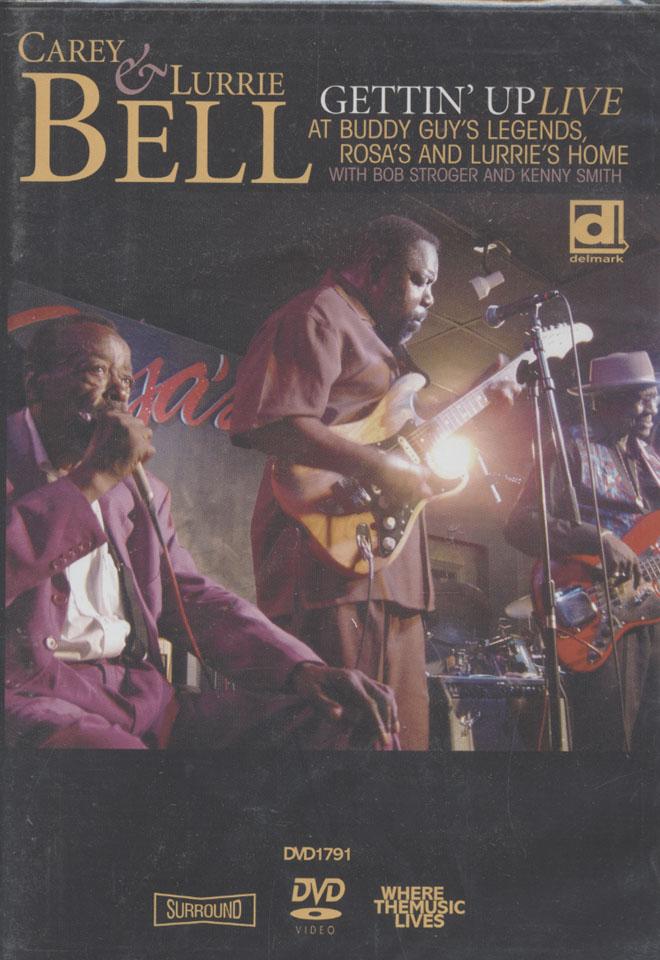 Carey & Lurrie Bell DVD
