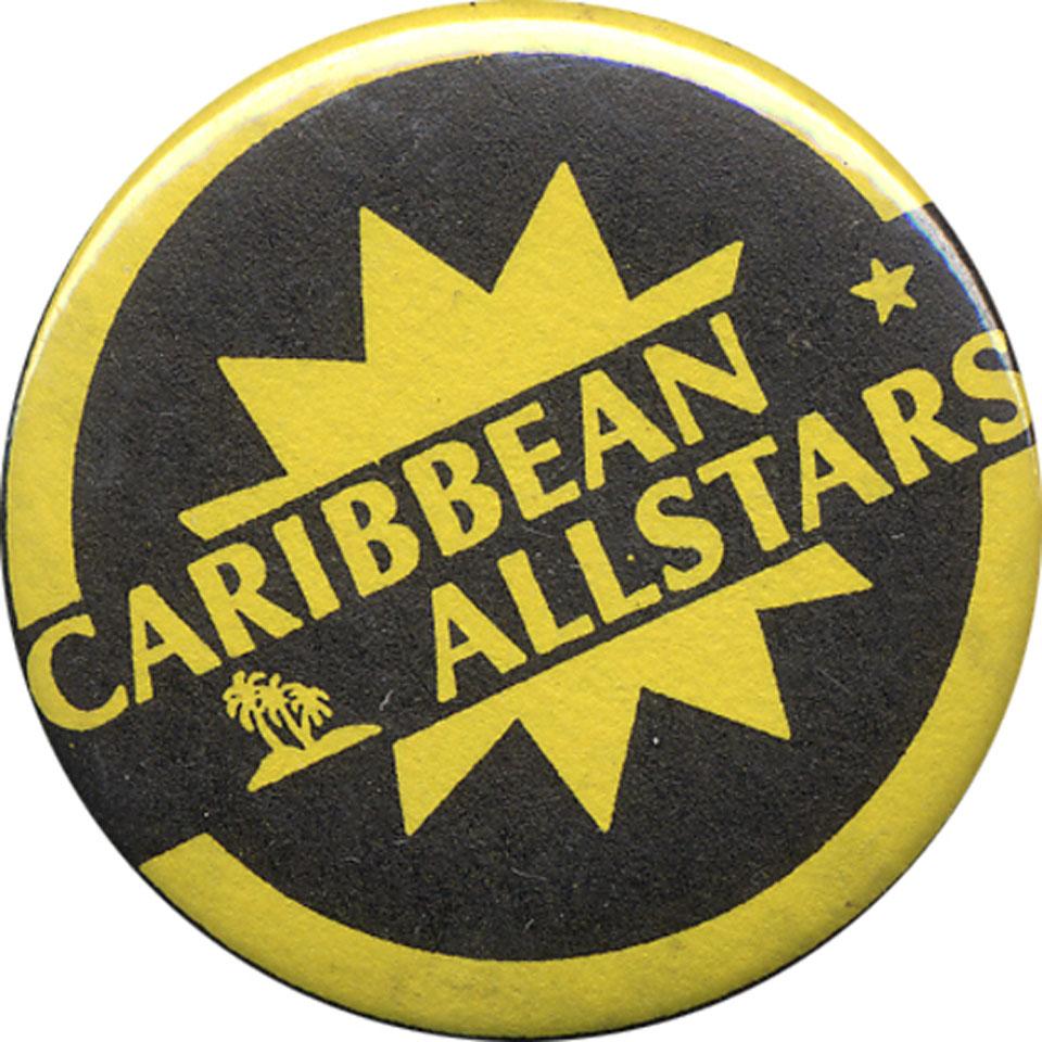 Caribbean Allstars Pin
