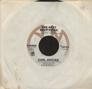 "Carl Graves Vinyl 7"" (Used)"