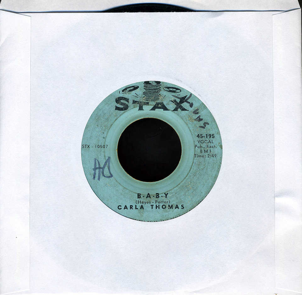 "Carla Thomas Vinyl 7"" (Used)"