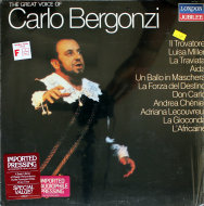 "Carlo Bergonzi Vinyl 12"" (Used)"