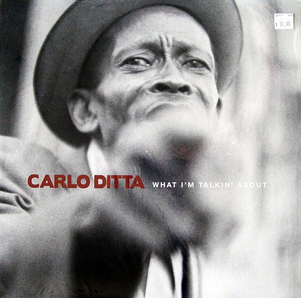 "Carlo Ditta Vinyl 12"" (New)"