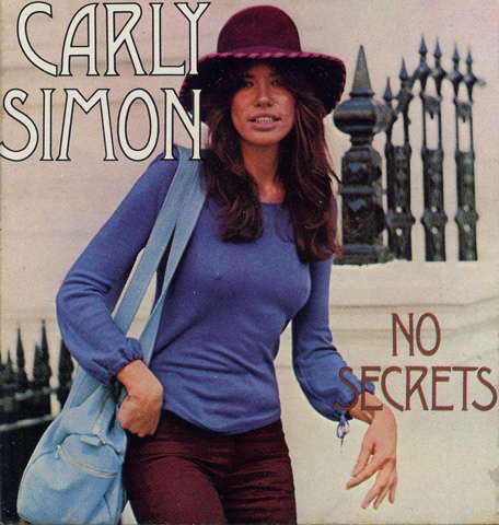 Carly Simon Sticker