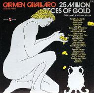"Carmen Cavallaro Vinyl 12"" (Used)"