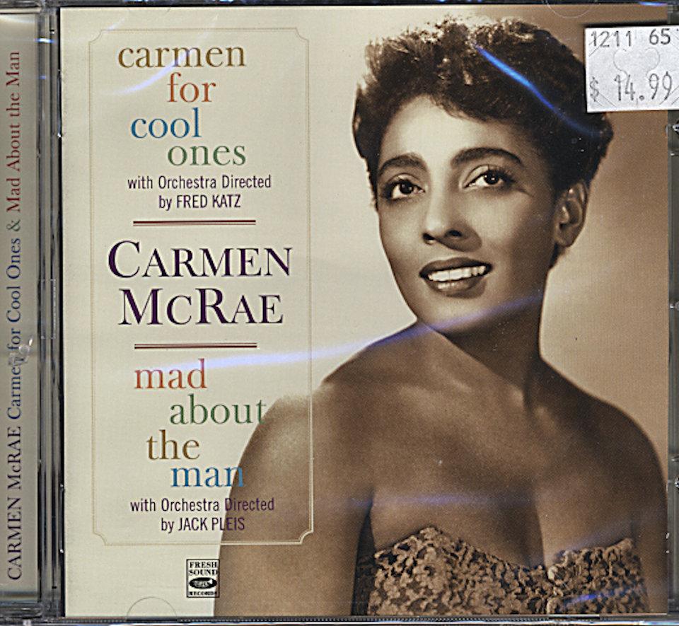 Carmen McRae CD