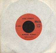 "Carol Burnett Vinyl 7"" (Used)"
