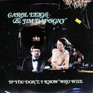 "Carol Leigh & Jim Dapogny Vinyl 12"" (Used)"