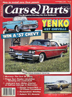 Cars & Parts Vol. 34 No. 12 Magazine