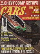 Cars Magazine Vol. 14 No. 8 Magazine