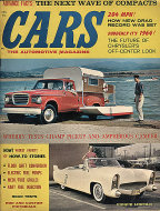 Cars Magazine Vol. 2 No. 1 Magazine