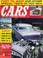 Cars Vol. 1 No. 2 Magazine