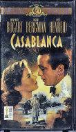 Casablanca VHS