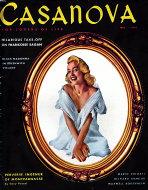 Casanova Vol. 1 No. 1 Magazine