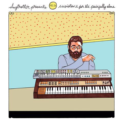 """Casiotone For The Painfully Alone / The Donkeys Vinyl 12"""" (New)"""