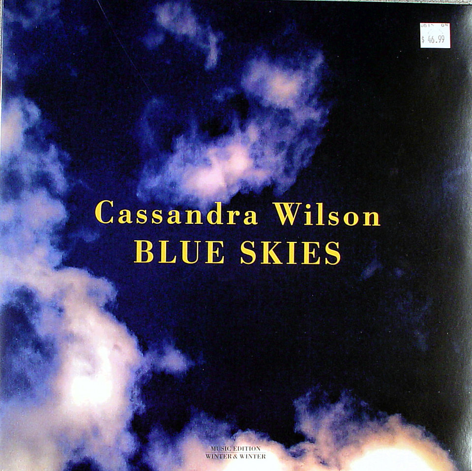 "Cassandra Wilson Vinyl 12"" (New)"