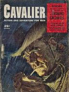Cavalier Magazine December 1957 Magazine
