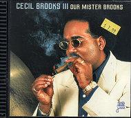 Cecil Brooks III CD