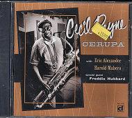 Cecil Payne CD