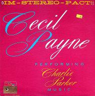 """Cecil Payne Vinyl 12"""" (Used)"""