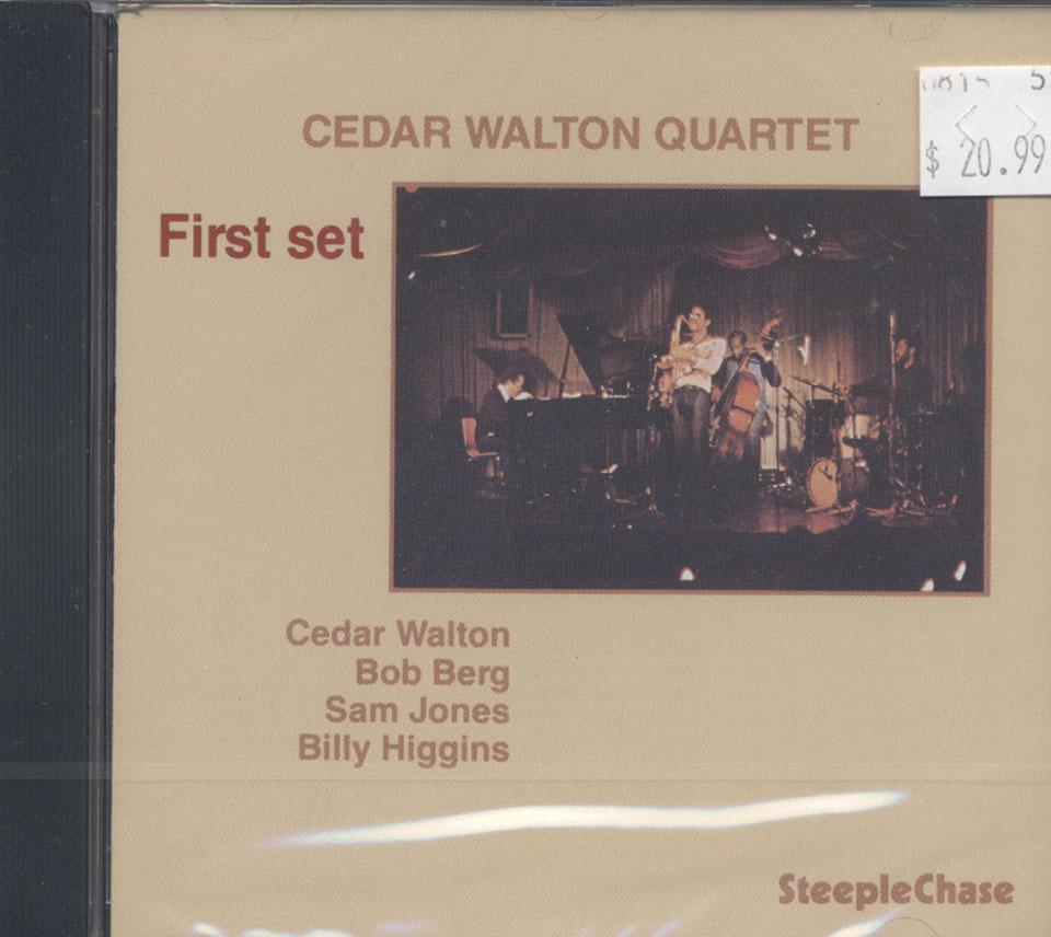 Cedar Walton Quartet CD