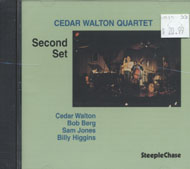 Cedar Walton Quartet CD