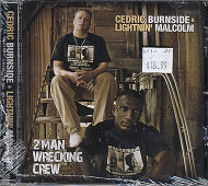 Cedric Burnside CD