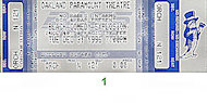 Cedric the Entertainer Vintage Ticket
