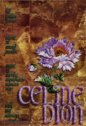 Celine Dion Poster