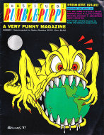 Centrifugal Bumble-Puppy #1 Comic Book