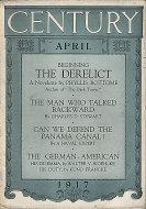 Century April 1917 Magazine