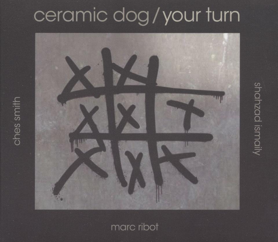 Ceramic Dog CD