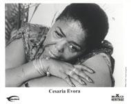 Cesaria Evora Promo Print