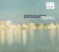 Chad McCullough / Bram Weijters CD