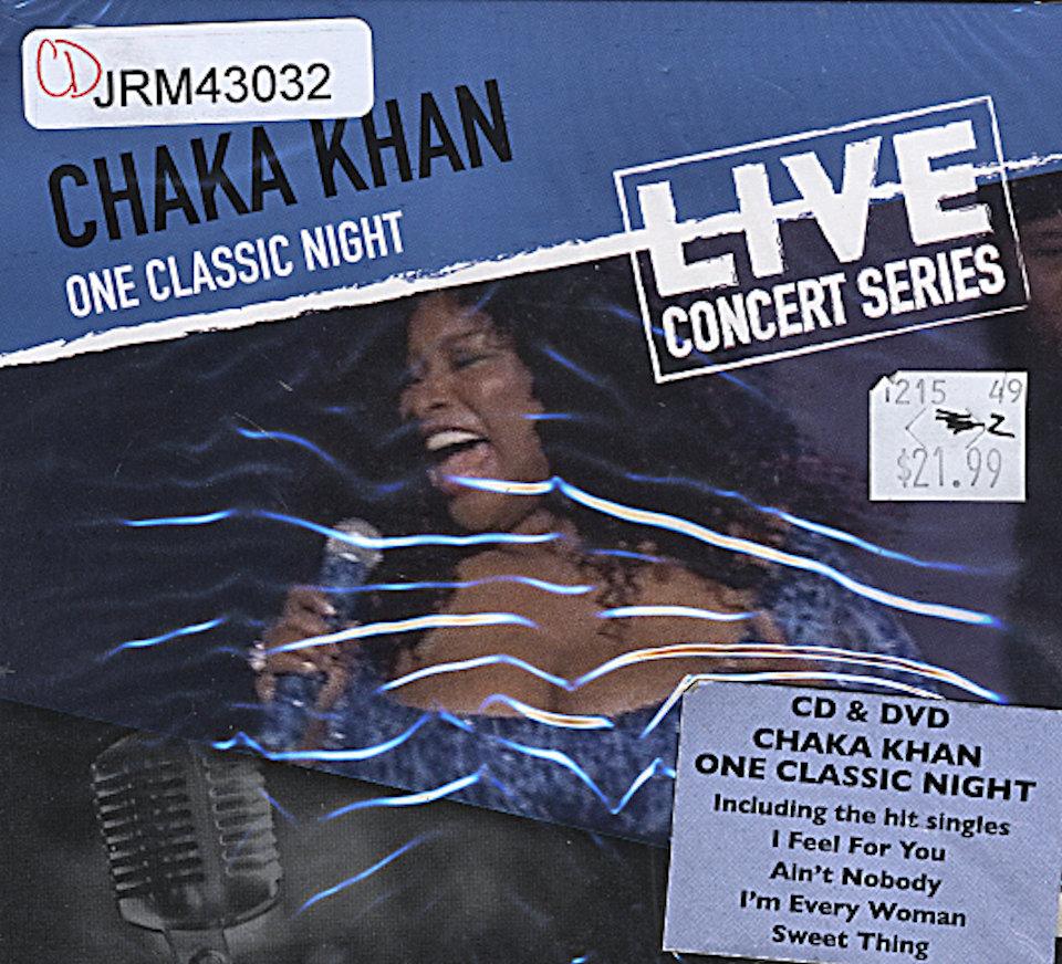 Chaka Khan CD