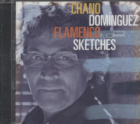 Chano Dominguez CD