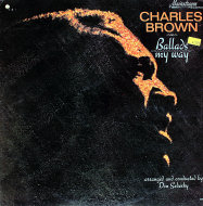 "Charles Brown Vinyl 12"" (Used)"
