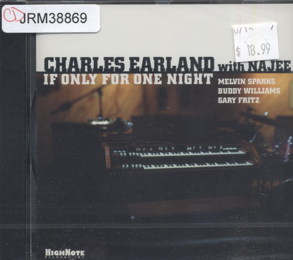 Charles Earland With Najee CD