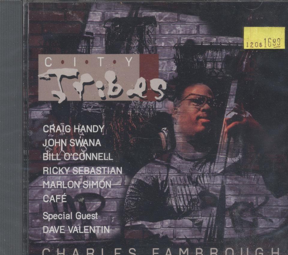 Charles Fambrough CD