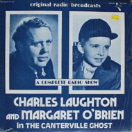 "Charles Laughton And Margaret O'Brien Vinyl 12"" (Used)"