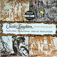 "Charles Laughton Vinyl 12"" (Used)"