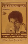 Charley Pride and the Pridesmen Poster
